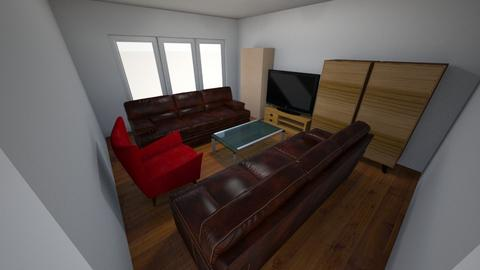 salon - Living room  - by lordbarth