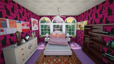 The ugliest bedroom - Bedroom - by scourgethekid