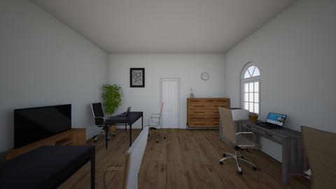 phongkhach - Modern - Living room  - by Quang Ngoc