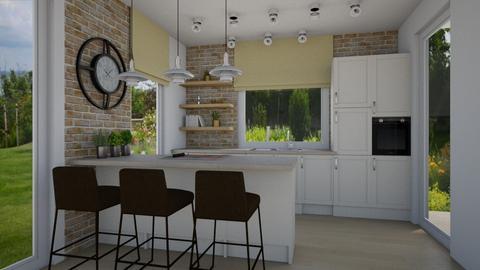 szucsp - Modern - Kitchen - by szaboi