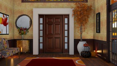 Fall Hall - by yonvie