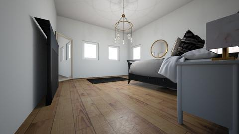 My bedroom  - Modern - by Cassilynn16