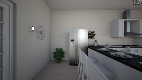 house k10 - Kitchen  - by nikolinajadanic