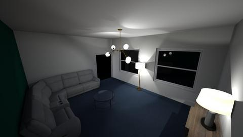 01 Sala - Living room  - by Jams1093