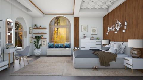 M_Notch - Bedroom  - by milyca8