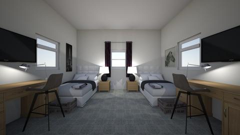 dormroom  - by morganfrankel