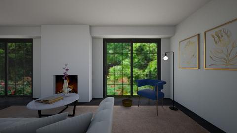 Minimal Living Room - Living room  - by BaylorBear