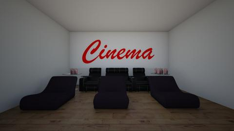 Cinema Room  - by MWB08