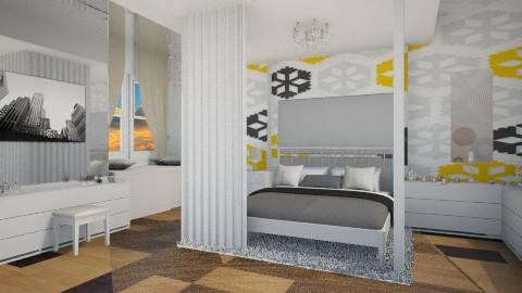 Romantic bedroom - Glamour - Bedroom  - by BillyBobJoeJohnPablo