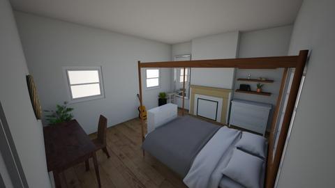 laurens room - Bedroom  - by Viveca C