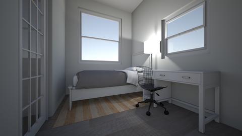 my new house erins - Bedroom - by erin_noelle06