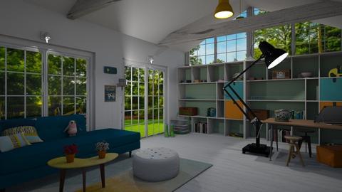 Atelier - Office  - by Annathea