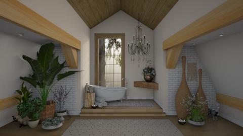 Luxury Bath - Bathroom  - by Nicky West