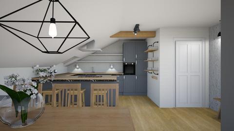 Ucman_Klopcic plan 3_3 - Kitchen  - by Petja1980