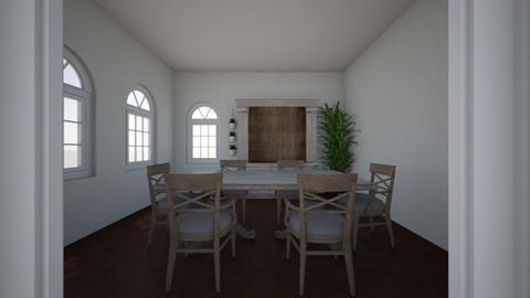 dinning room - Classic - Dining room  - by doggylover6452