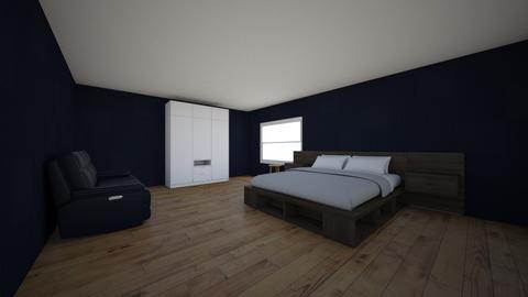 Cuarto de diego - Bedroom  - by diegocc