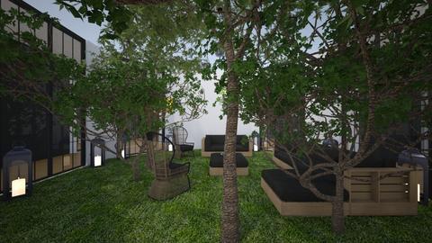 SoftLoft_SecretGarden - Garden  - by lovasemoke
