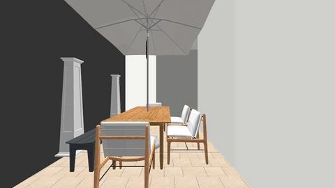 Vivian Backyard - by West Palm Beach Studio
