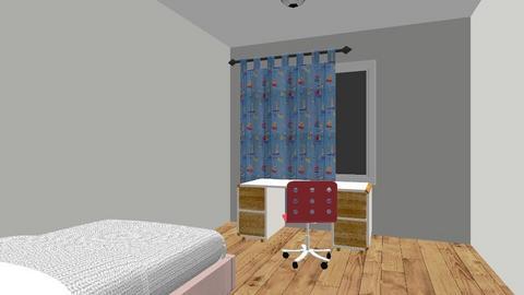 Kasteelhof - Kids room  - by KoenPenders