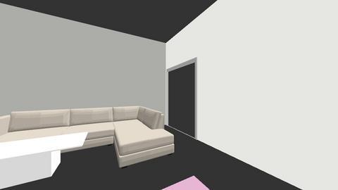 440 Raymond - Living room  - by jroohan