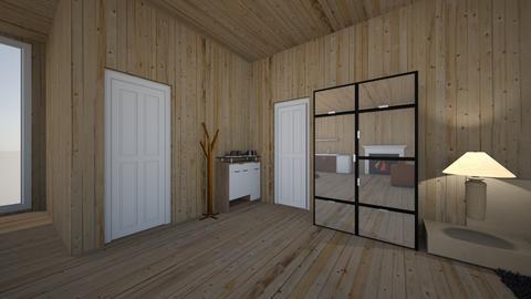 Entrance_wardrobe  - by saratevdoska