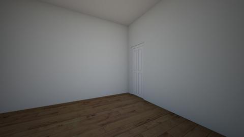 mi cuarto - Bedroom  - by a120211