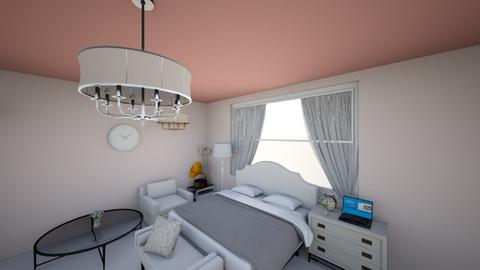 aun - Modern - Bedroom  - by sathida