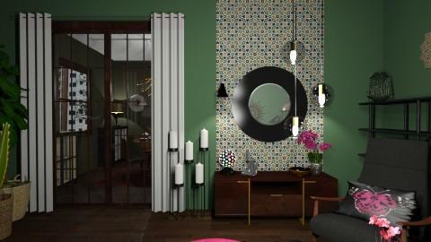 small living room 2 - by Jolanta PD
