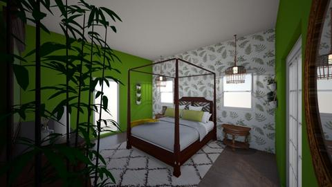 bed - by Juliaroman12