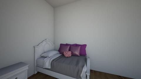 Vicky pieza - Feminine - Bedroom  - by Vickygir