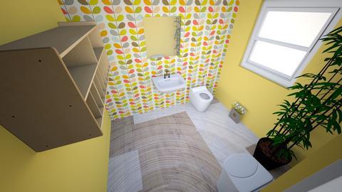 5080 Classroom 13 - Bathroom - by GVKFYRBPYVQXLQJUFHVYKRQQZNUEPAD