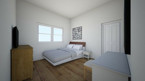 Algonquin Bedroom 3 - Bedroom - by rosieeshannon