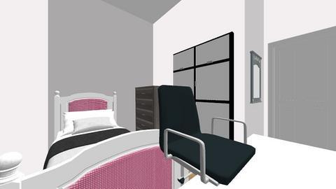 Room azotea - Bedroom  - by mirthxo