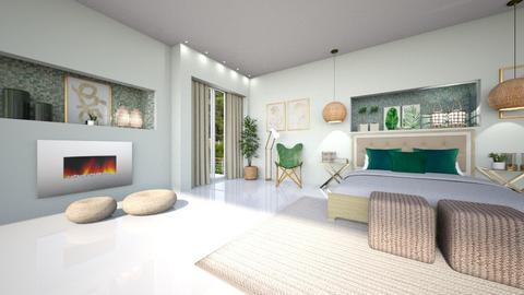 LEAFS - Bedroom  - by susilva