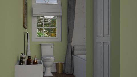 Bathroom - Bathroom  - by Katie Whitley