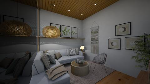 Living Rm project - Living room  - by Jacornonthecob