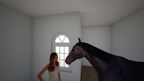 horse - by avy1234