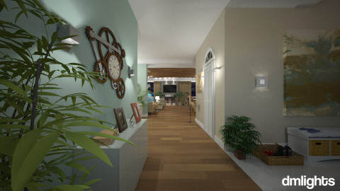 Hall1 - Classic - by DMLights-user-981898