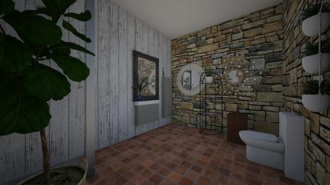 Bathroom number 1 - Bathroom  - by mauavenda