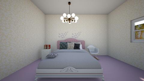 teen bedroom - Modern - Bedroom  - by gaddyst