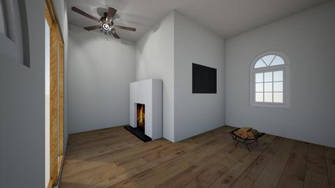 KIMS0 - Modern - Living room  - by kimberlyskyeburton