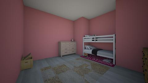 room - Kids room  - by AlexisObergfell