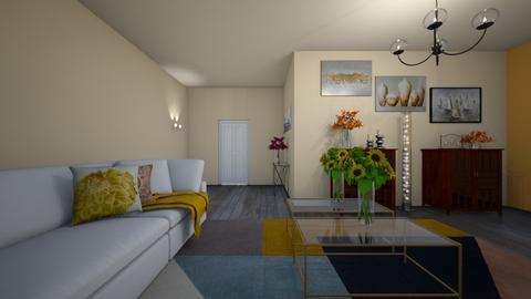 Sweet n D - Minimal - Living room  - by emivim