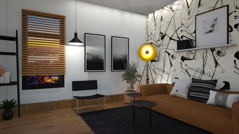 FOR RENT  - Living room  - by zarky