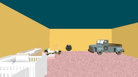 NURSERY POGGERS - Kids room  - by saa2020