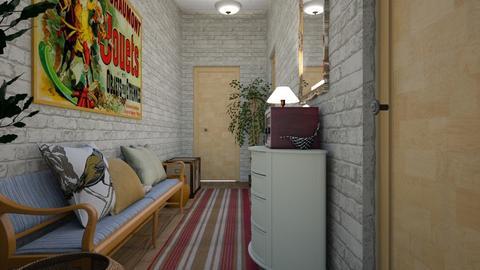 Welcoming Hallway - by steker2344