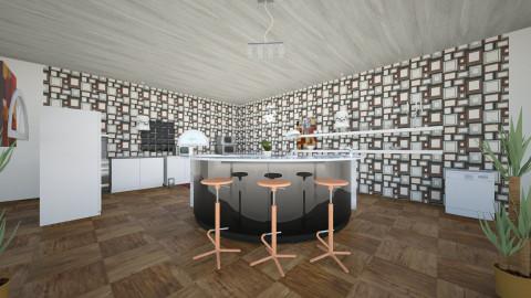 awesome kitchen - Classic - Kitchen  - by Sam Schafnitz