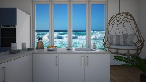 aaaaaaaaaaayreeeeeee - Modern - Kitchen  - by hicran yeniay