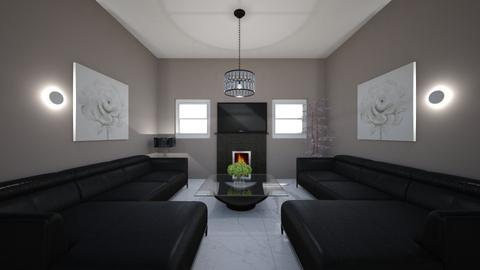 friday challenge - Living room  - by kendalllynnmoore