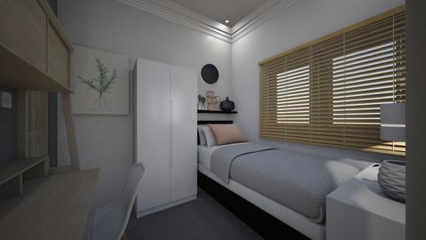 Mia Bedroom 4 - Bedroom - by selperu